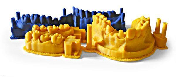 3D per il dentale